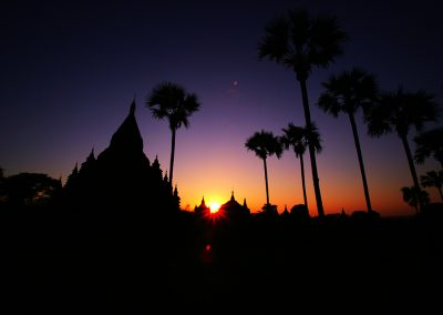 A dream of Bagan (Burma)