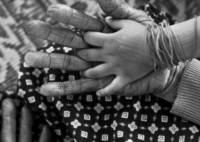 A grand ma love (Burma)
