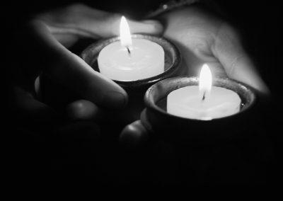 A light in a darkness (Burma))