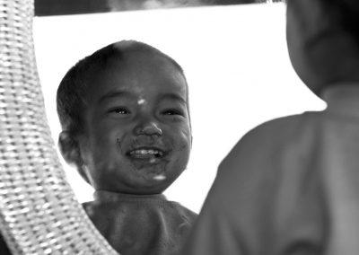 A model boy of Burma