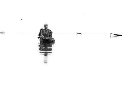 A peacefull mind (Burma)