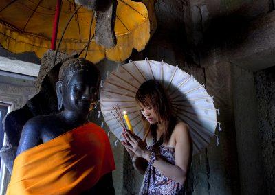 A pray for our futur (Cambodia)