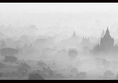 Bagan story (Burma)