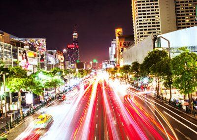 Bangkok, a nigtht for a draw
