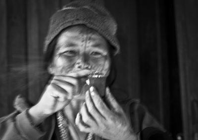 Chin afternoon (Burma)