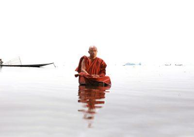Deep Meditation (Burma)