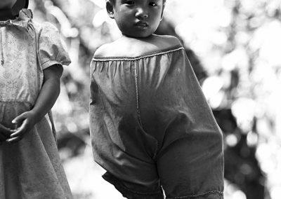 In your underwear! (Burma)