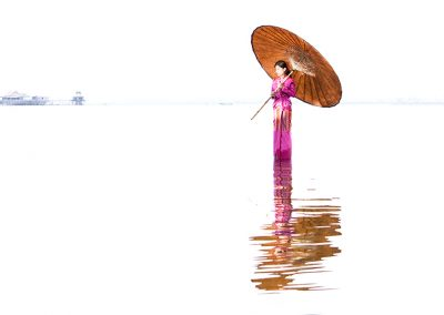 Inle Angel (Burma)