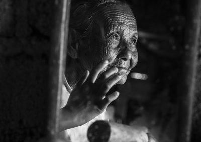 Kind old age (Burma)