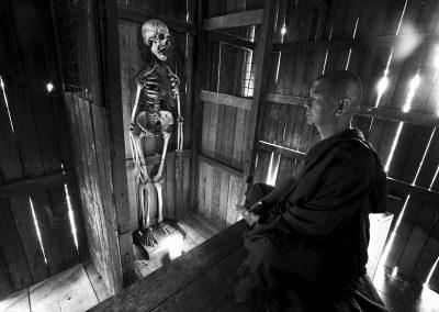 Meditation for our futur (Burma)