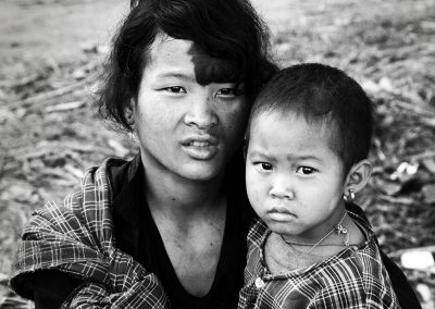 Mother love (Burma)