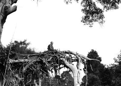 Nature and meditation (Burma)