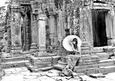 Poem in Cambodia
