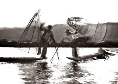 Sephia d'Inle (Burma)