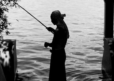 Shadow of life (Burma)