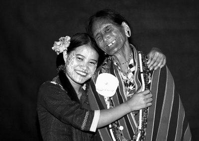 Sign of love (Burma)