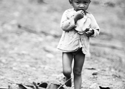 Simplicity of Burma