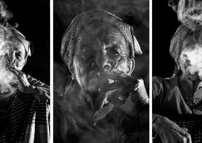 Smoke shadows (Burma)