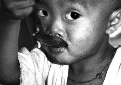 Street look (Burma)