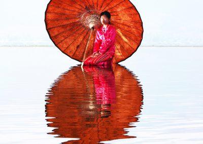 The Inle Rose Scare(Burma)