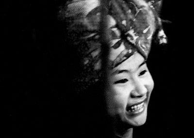 The Paho smile (Burma)