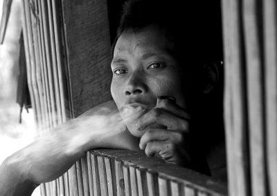 The Smoke of peace (Burma)