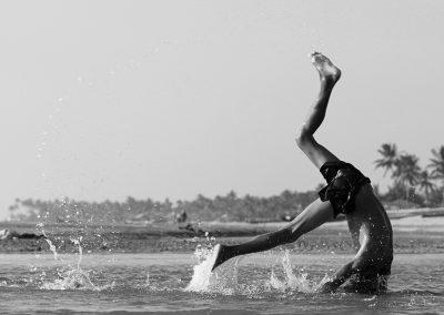 The Watering Jump (Burma)