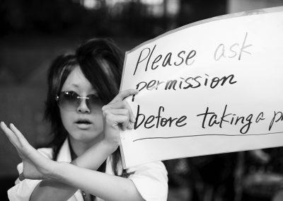 The permission (Japan)