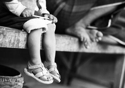 Wonderfull feet to go far (Burma)
